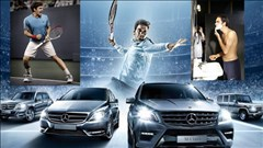 """Forbes xếp hạng thu nhập các VĐV Tennis: Federer có 1 năm bội """"kim tiền"""""""