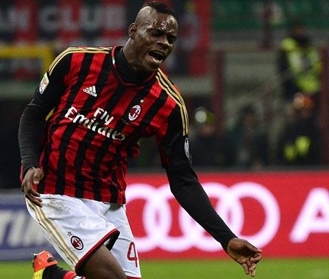 Balotelli xứng với giá 16 triệu bảng? Các nhà thống kê nghĩ không!