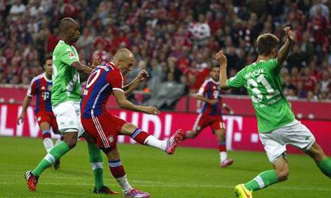Cả núi vấn đề chờ Bayern khắc phục