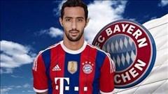 Bayern đánh bại M.U để sở hữu Benatia