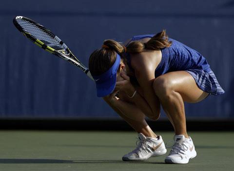 Vòng 1 US Open: Cô bé 15 tuổi Bellis làm nên địa chấn