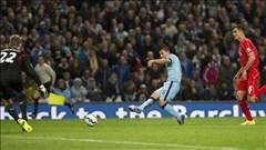 Aguero và những bàn thắng nhanh nhất từ băng ghế dự bị