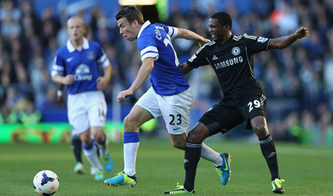 Eto'o ký 2 năm với Everton, có thể ra mắt trận gặp... Chelsea