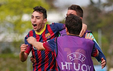 Munir El Haddadi ra mắt thành công ở đội 1 Barca: Vì sao Munir thành hiện tượng?