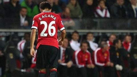Kagawa chờ kiểm tra y tế để ký hợp đồng với Dortmund
