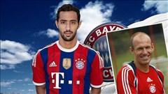 Hợp đồng khủng của Bayern hoàn toàn vô danh trong mắt Robben