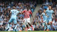 Man City 0-1 Stoke: Đúng là sốc nặng