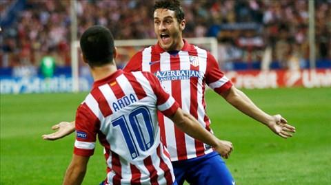 Trước một đối thủ yếu như Eibar, Atletico hoàn toàn có thể tin vào 3 điểm