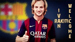 """Ivan Rakitic: """"Mùa này Barca sẽ rất đáng sợ"""""""