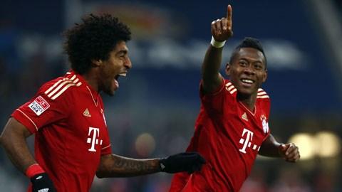 Cái duyên khi đá trên sân của Schalke sẽ giúp Bayern dễ dàng có được chiến thắng