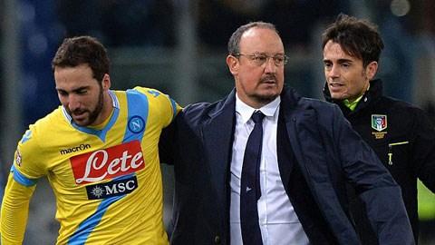 Trong 20 HLV tại Serie A, chỉ Benitez từng vô địch Champions League