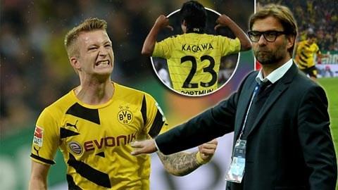 Reus vẫn sẽ là át chủ bài của Dortmund trong mùa giải năm nay