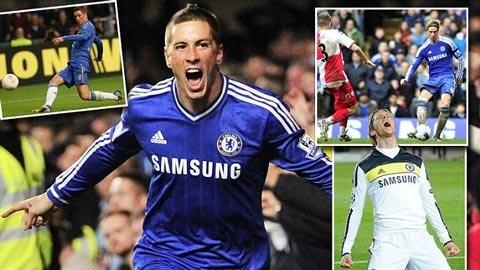 5 khoảnh khắc đáng nhớ của Torres tại Chelsea