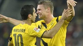 Augsburg 2-3 Dortmund: Chiến thắng đầu tay