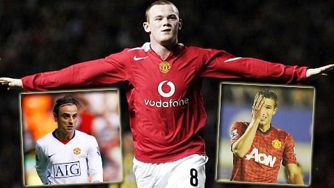 Rooney là người có màn ra mắt ấn tượng nhất