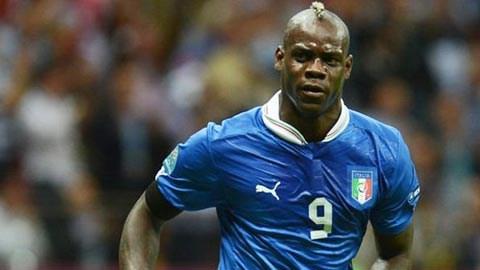 Balotelli không có tên trong đợt triệu tập mới nhất của ĐT Italia