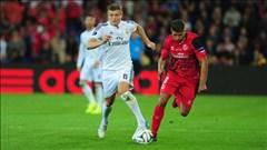 Kroos và sứ mệnh lớn ở Real