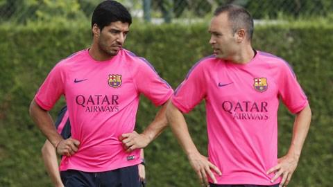 Luis Suarez là tân binh được chờ đợi nhất của Barca Hè này