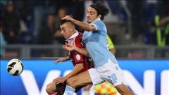 Milan vs Lazio: Tẻ nhạt Milan