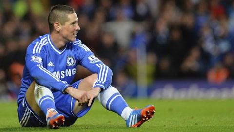 Rất nhiều người coi Torres là bản hợp đồng thảm hại nhất lịch sử Chelsea