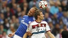 Schalke 1-1 Bayern Munich: Rơi điểm đáng tiếc