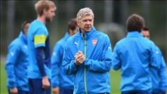 """Arsenal có thể tăng cường """"pháo hạng nặng"""" vào giờ chót"""