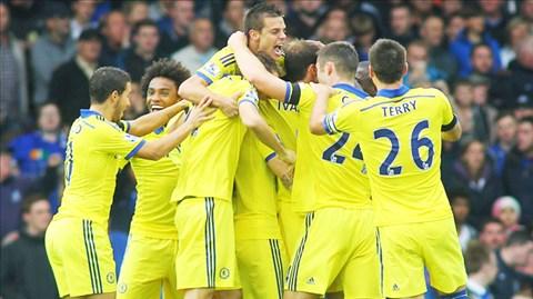 Chelsea đã thay đổi với phong cách tấn công đa dạng và biến hóa khó lường