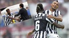 """Juve thắng không """"nóng"""" bằng tương lai của Vidal"""