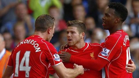 Lối chơi vô cùng nhuần nhuyễn đã giúp Liverpool có chiến thắng thuyết phục