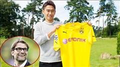 Dortmund tái hợp Kagawa: Hỏa lực được tăng cường