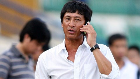 HLV Vũ Quang Bảo được kỳ vọng sẽ tạo sức sống mới cho đội bóng xứ Thanh