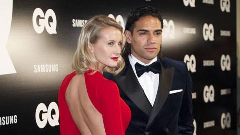 Cuộc sống của Falcao luôn giản dị cùng cô vợ xinh đẹp Lorelei Taron