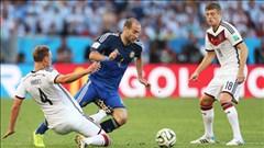 01h45 ngày 4/9, Đức vs Argentina: Khởi động vòng quay mới