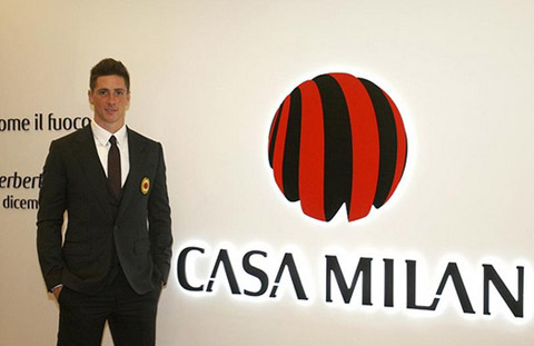 """Torres: """"Được chơi cho Milan là một đặc ân của tôi"""""""