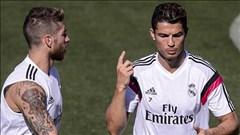 """Ramos """"chỉnh đốn"""" phát ngôn của Ronaldo"""