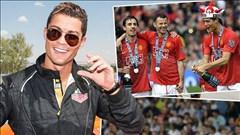 Ronaldo chưa bao giờ thôi nghĩ về M.U