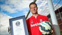 Ronaldo & Begovic được ghi vào sách kỷ lục Guinness