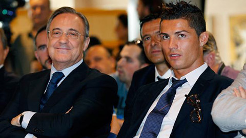 """Perez: """"Nếu tôi mua Falcao, Jorge Mendes chẳng khác gì chủ tịch Real"""""""