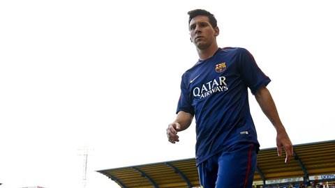 Messi đã ghi được 2 bàn ở La Liga mùa giải năm nay