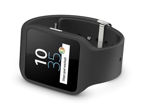 Cận cảnh thiết bị đeo tay thông minh mới của Sony