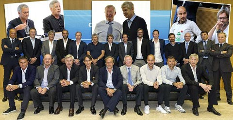 UEFA dự định thay đổi luật bàn thắng sân khách và kết hợp luật rugby vào bóng đá