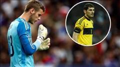 Kỷ nguyên mới của Tây Ban Nha không còn chỗ cho Casillas?
