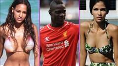Vừa trở lại Anh, Balotelli đã bỏ vợ chưa cưới vì bóng hồng 9x