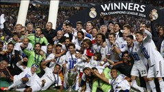 Real Madrid đạt doanh thu kỷ lục