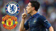 Nasri e ngại Chelsea & M.U, xem thường Liverpool