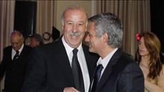 Hàng công TBN gây thất vọng: Del Bosque cần tham khảo Mourinho