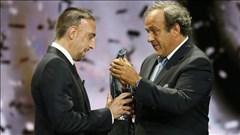 Platini có thể phạt Ribery nếu... từ chối ĐT Pháp