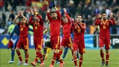 ĐT Tây Ban Nha: Đứng phắt dậy là điều không thể!