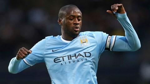 Yaya Toure là 1 trong những cầu thủ quan trọng nhất của Man City