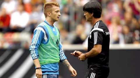 ĐT Đức đang rất cần Marco Reus